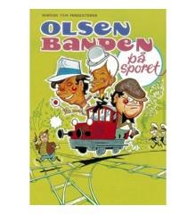 Olsen Banden 7 - På sporet - DVD