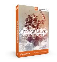 Toontrack - EZX The Progressive - Udvidelses Pakke Til EZdrummer (DOWNLOAD)