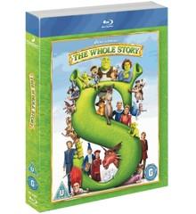 Shrek 1-4 Box (4 disc)(Blu-Ray)
