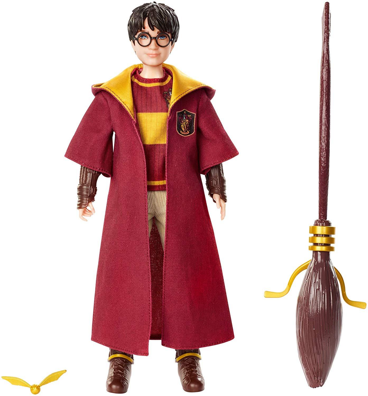 Harry Potter - Quidditch Harry Potter Doll (GDJ70)