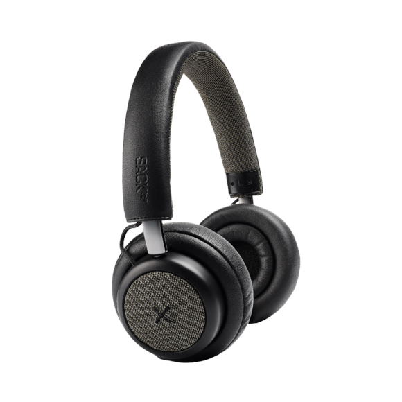 Sackit - TOUCHit Headphones Black