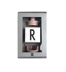Design Letters - Grow With Your Cup Gaveæske R - Pink