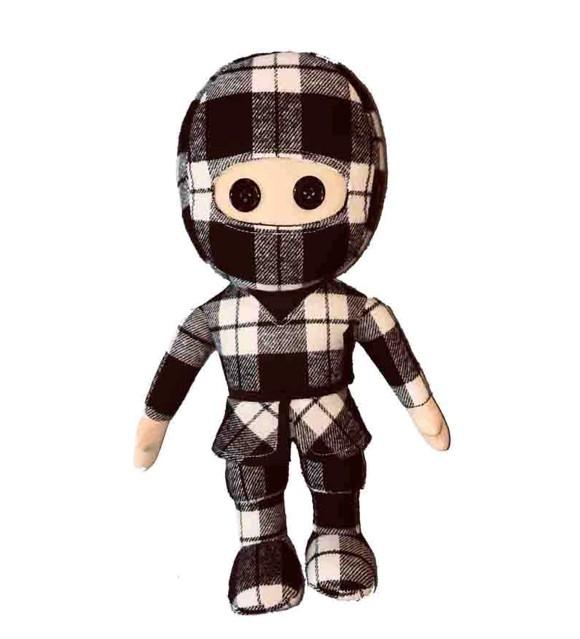 Ternet Ninja - Plush, 38 cm