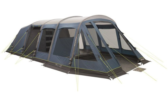Outwell - Clarkston 6A Telt Air Tube System - 6 Personer
