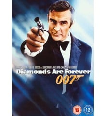 James Bond - Diamonds Are Forever - DVD