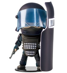 Six Collection Merch Montagne Chibi Figurine