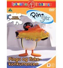 Pingu 14: Pingu og fiskekonkurrencen - DVD