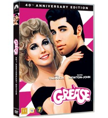 Grease: 40th Anniversary - DVD