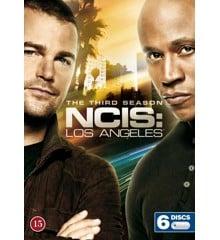 NCIS: Los Angeles - Sæson 3 - DVD