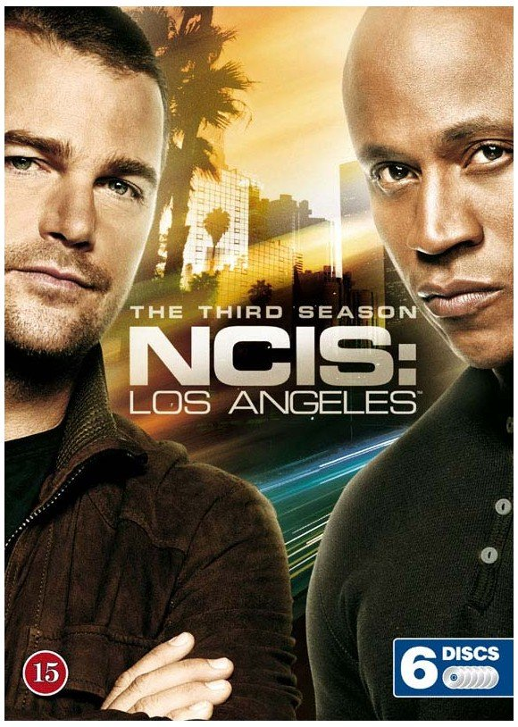 NCIS: Los Angeles - Season 3 - DVD
