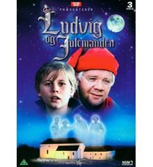 Ludvig og Julemanden - DVD