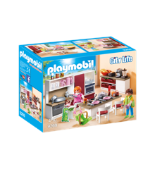 Playmobil - Große Familienküche (9269)