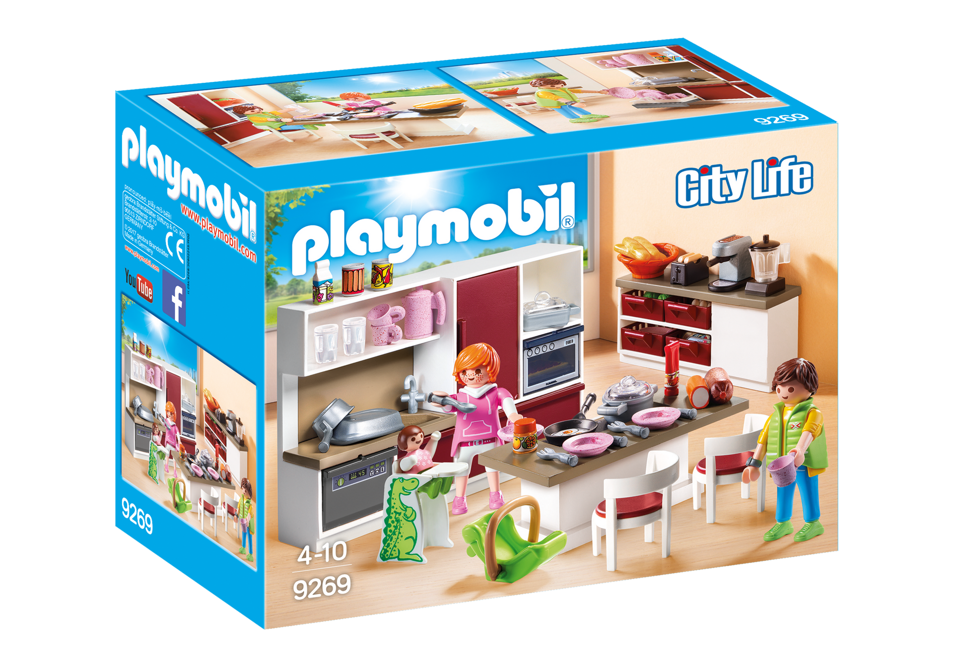 ?Playmobil - Kitchen (9269)
