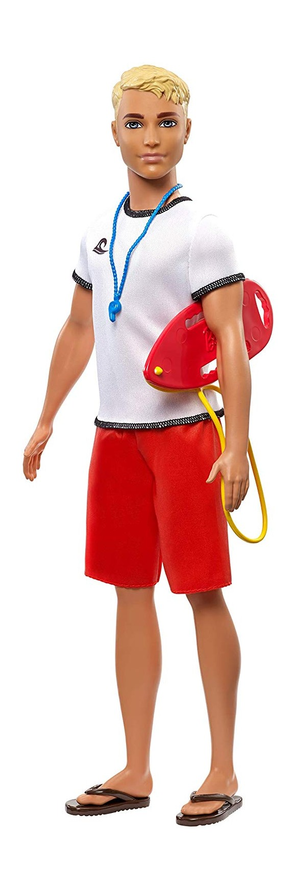 Barbie - Ken Lifeguard Doll (FXP04)