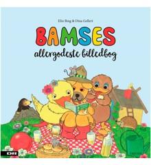 Børnebog - Bamses allergodeste billedbog