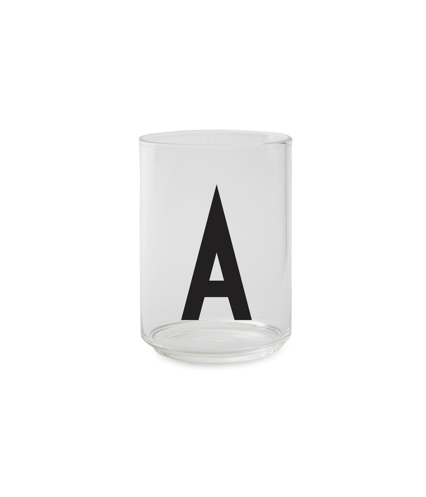 ​Design Letters - Personal Drinking Glass A (10205000A)