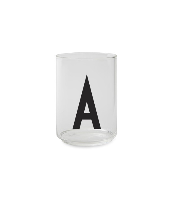 Design Letters - Personal Drinking Glass A (10205000A)