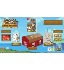 Harvest Moon: Light of Hope Collector's Edition