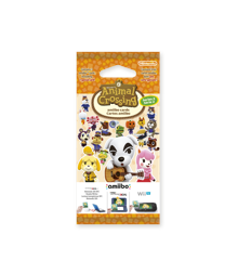 Animal Crossing: Happy Home Designer amiibo Card Pack (Series 2)