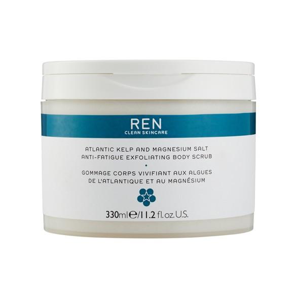 REN - Atlantic Kelp and Magnesium Anti-Fatique Exfoliating Body Scrub 330 ml