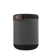 KreaFunk - aMAJOR Bluetooth Speaker - Black Editon/Gun Metal Grill (KFWT70)
