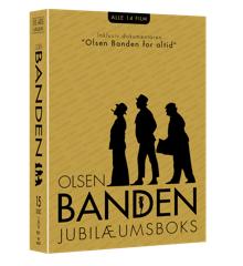 Olsen banden 50 år jubilæums boks