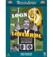 Løgn og Løvebrøl - DVD
