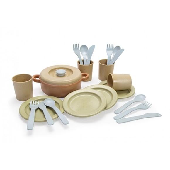 Dantoy - BIOPlast Dinner Set (5600)