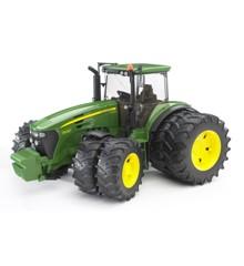 Bruder - John Deere 7930 - Traktor med dobbeltdæk (3052)