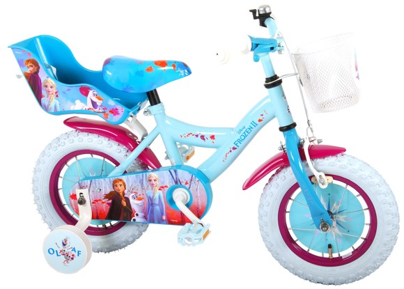 Volare - Disney Frozen 2 - 12'' Bike (91250)
