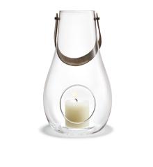 Holmegaard - Design With Light Lantern 45 cm - Clear (4343511)