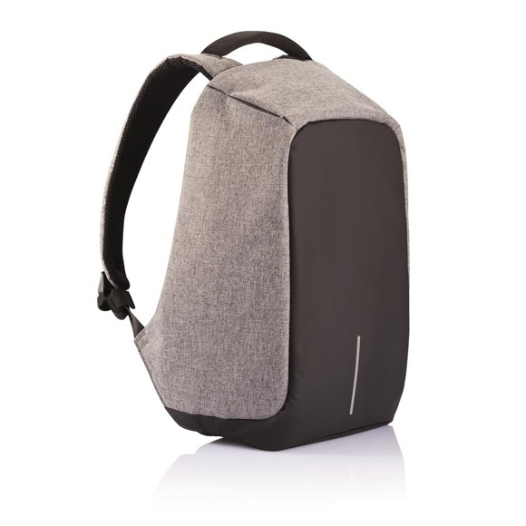 """Bobby XL Anti-Theft Backpack 17"""" by XD Design - Grey (P705.562)"""
