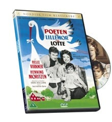 Poeten og Lillemor - Og Lotte - DVD
