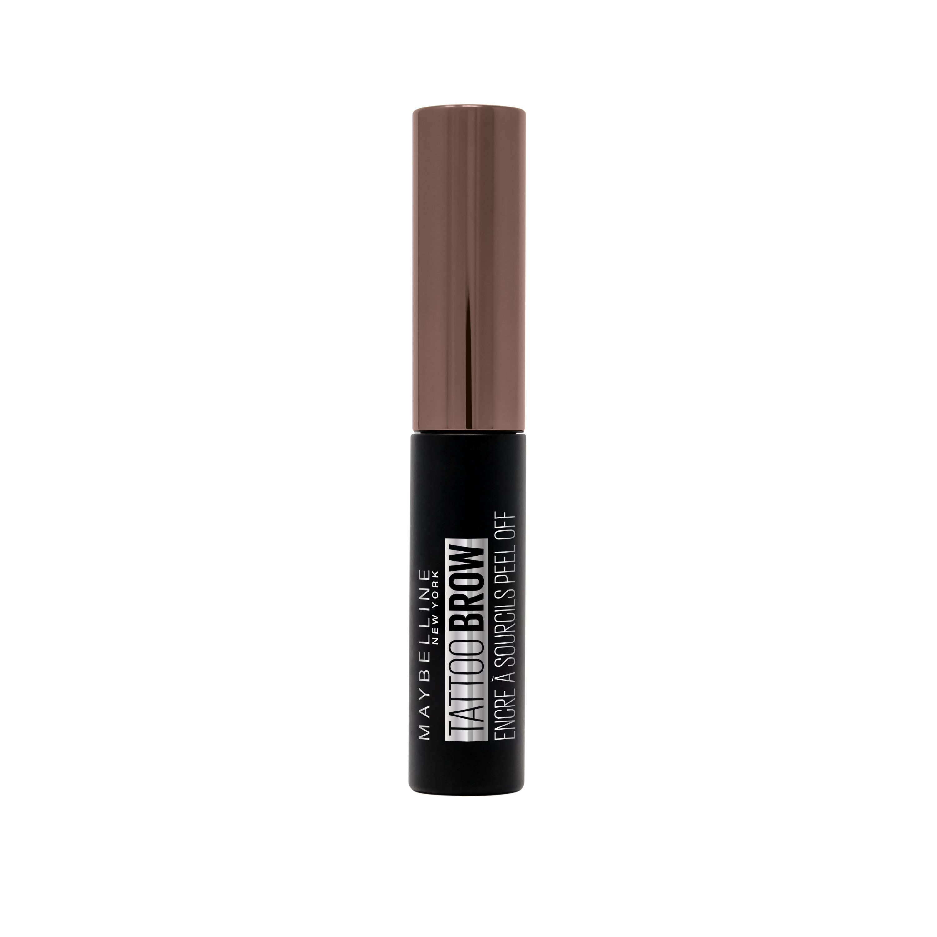 Maybelline - Tattoo Brow Gel Tint Eyebrow color - 15 Warm Brown