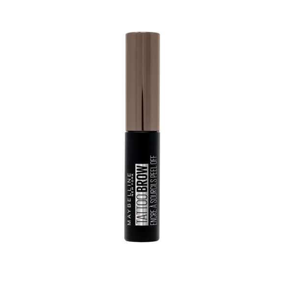 Maybelline - Tattoo Brow Gel Tint Eyebrow color - 15 Warm Brown