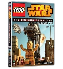 LEGO Star Wars: The Yoda Chronicles, Episode 4-7 - DVD