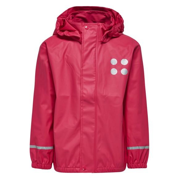 LEGO Wear - Rain Jacket - Red