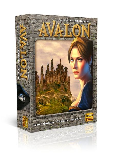 The Resistance: Avalon (Nordic)