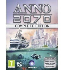Anno 2070 Complete Edition (Code via Email)