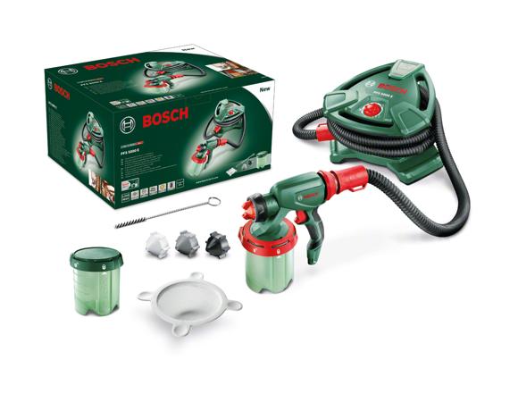 Bosch - PFS 5000 E Fine-Spray System 230v