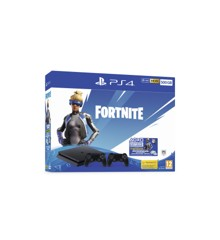 Playstation 4 Fortnite Neo Versa 500GB 2x Dualshock 4 Controllers