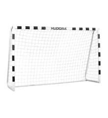Hudora - Fodboldmål 300 x 200cm