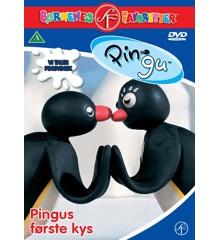 Pingu 11: Pingus første kys - DVD