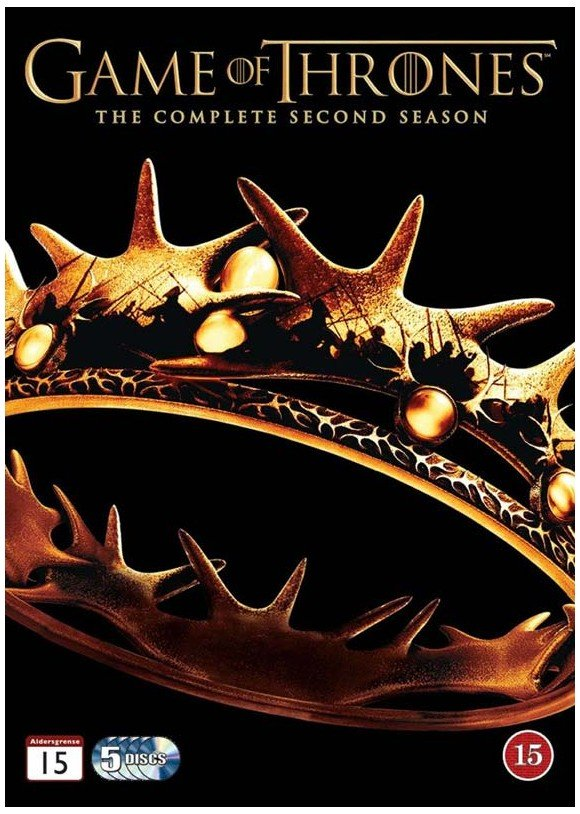 Game of Thrones: Season 2 - DVD