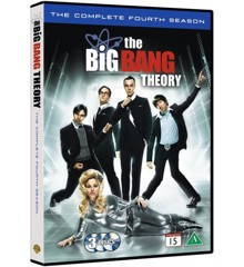 Big Bang Theory, The: Season 4 - DVD