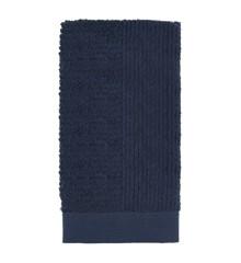 Zone - Classic Towel 50 x 100 cm - Dark Blue (330116)