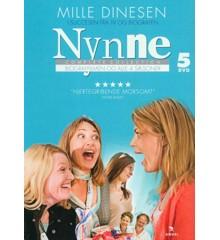 Nynne: Biograffilmen og TV-serien (5-disc) - DVD