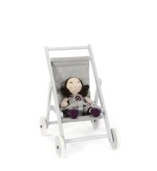 Smallstuff - Doll Buggy - Grey