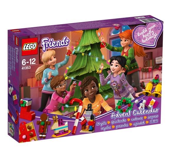 LEGO Friends - Julekalender - 2018 (41353)