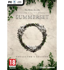 The Elder Scrolls Online: Summerset (Collector's Edition)